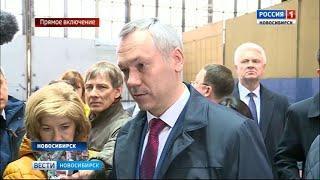 Андрей Травников заявил об участии в выборах губернатора Новосибирской области