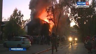 Сараи горят один за другим: резкий рост числа пожаров отмечают в поселке Пашино