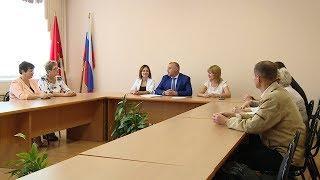 Первое заседание Волгоградской городской Думы VI созыва состоится 19 сентября