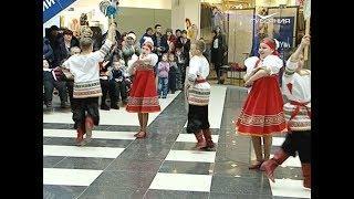 Блины и состязания богатырей: Самара празднует Масленицу