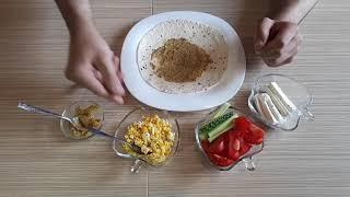 Мужчина, похудевший на 50 кг, делится рецептами