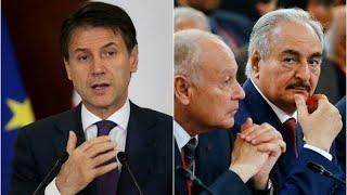 """Палермская конференция по Ливии: """"шансы на успех – небольшие""""…"""