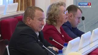 """""""Законодатели"""" с Ириной Шадриной от 1 сентября 2018 г."""