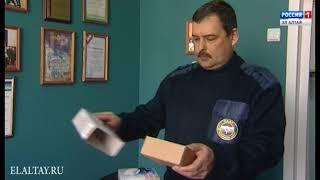 В домах устанавливают пожарные извещатели