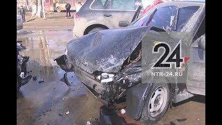 Водитель Touareg, устроивший массовое ДТП, озвучил свою версию случившегося