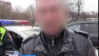 Калининградские полицейские задержали рецидивиста, подозреваемого в угоне иномарки