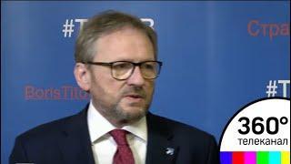 Борис Титов: Необходимо создать современную пенсионную систему