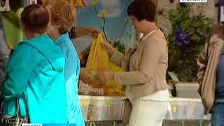 В ТРЦ Планета до 16 сентября работает выставка меда