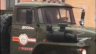 В Саранске прошла очередная репетиция парада Победы