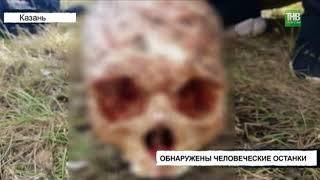 Человеческий череп заметили случайные прохожие прямо на железнодорожных рельсах - ТНВ