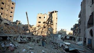 Кто виноват в эскалации конфликта в секторе Газа? Дискуссия на RTVI