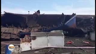 Трое погибли и четверо пострадали в результате взрыва газа на базе флота под Волгоградом