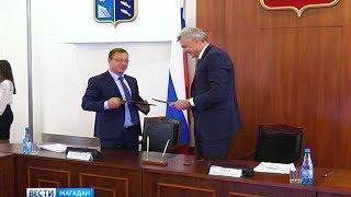 Сергей Пузыревский, заместитель руководителя ФАС России – визит в Магадан
