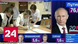 Урал откликнулся на призыв прийти на выборы - Россия 24
