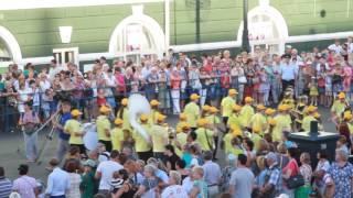 Открытие фестиваля духовых оркестров