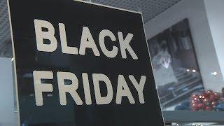 «Черная пятница»: волгоградцы устремились в торговые центры