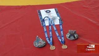 Мордовские ветераны стали чемпионами мира по греко-римской борьбе