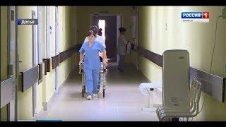 Центральной больнице Козьмодемьянска выделено свыше 55 миллионов рублей - Вести Марий Эл