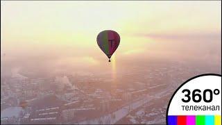 Кубок воздухоплавателей прошёл в Нижнем Новгороде