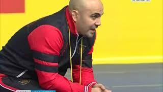 В Красноярске проходит международный турнир по вольной борьбе