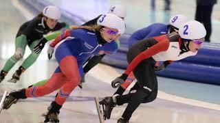 Вологжанка вошла в состав сборной страны по конькобежному спорту