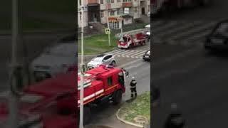 Жители Ставрополя услышали хлопок  На месте происшествия работают силовики