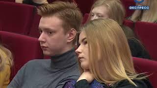 Пензенские студенты пообщались с Виталием Минаковым