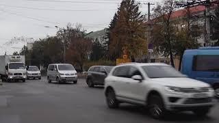 В Симферополе изменено движение транспорта
