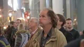 В аэропорту Брюсселя бастуют грузчики