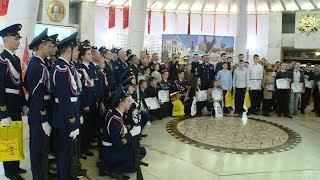 В Волгограде наградили победителей фестиваля, посвященного 75-летию Сталинградской победы