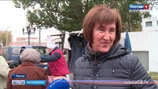 В Пензе открыт прием заявок на размещение елочных базаров