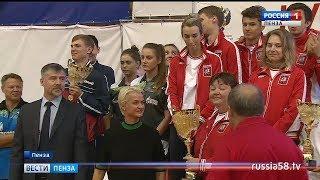 Пензу посетила олимпийская чемпионка Светлана Хоркина