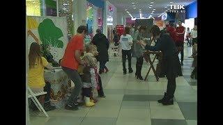 В Красноярске прошел фестиваль «Теплый»
