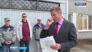Ветеринарная станция в Карелии получила новые автомобили