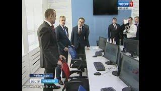 В Чувашском госуниверситете открылся Центр образовательных технологий для энергетики и электротехник
