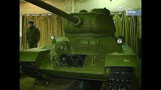 Парад военной техники в Самаре 9 Мая впервые возглавит легендарный танк Т-34