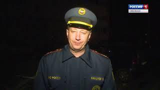 В многоэтажке под Смоленском прогремел взрыв. Последние подробности