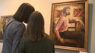 В музее Эрьзи открылась выставка Марата Шанина