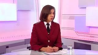 """Программа """"В центре внимания"""" интервью с Галиной Яшиной ."""