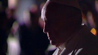 """Папе Франциску """"стыдно"""" за сегодняшний мир"""