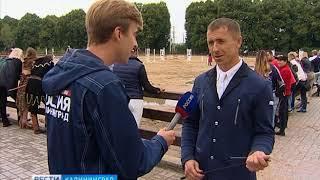 В Янтарном состоялся четвертый ежегодный турнир по конкуру