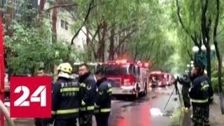 Задержан владелец харбинской гостиницы, в которой из-за пожара погибли 19 постояльцев - Россия 24