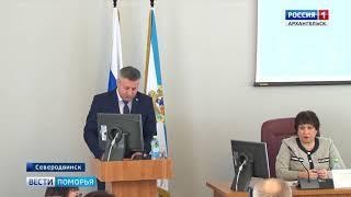 Глава Северодвинска Игорь Скубенко подвёл итоги работы за год