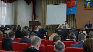 «На первом плане. Барнаул»: Городская дума приняла в первом чтении приняла бюджет краевой столицы