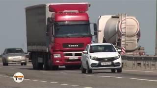 Грузовики-разрушители: Волгоградские дороги спасают от транзитных фур