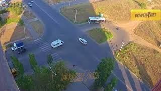 ДТП (авария г. Волжский) ул. Дружбы ул. 87 Гвардейская 28-08-2018 17-11
