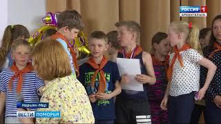 Школьники Заполярья узнали в игровой форме о здоровом образе жизни