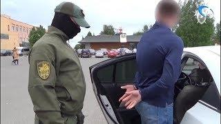 Замначальника одного из районных ОВД стал фигурантом уголовного дела о взятке