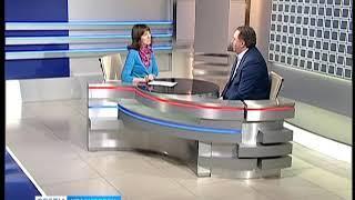 """Анонс: главный тренер хоккейного """"Енисея"""" рассказал о причинах поражения в Хабаровске"""