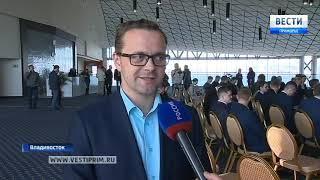 Олег Кожемяко встретился с участниками конкурса «Лидеры России»